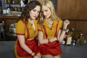 2 Broke Girls Wide