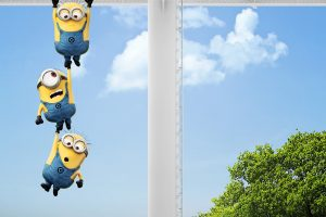 2013 Despicable Me 2 Minions Wide