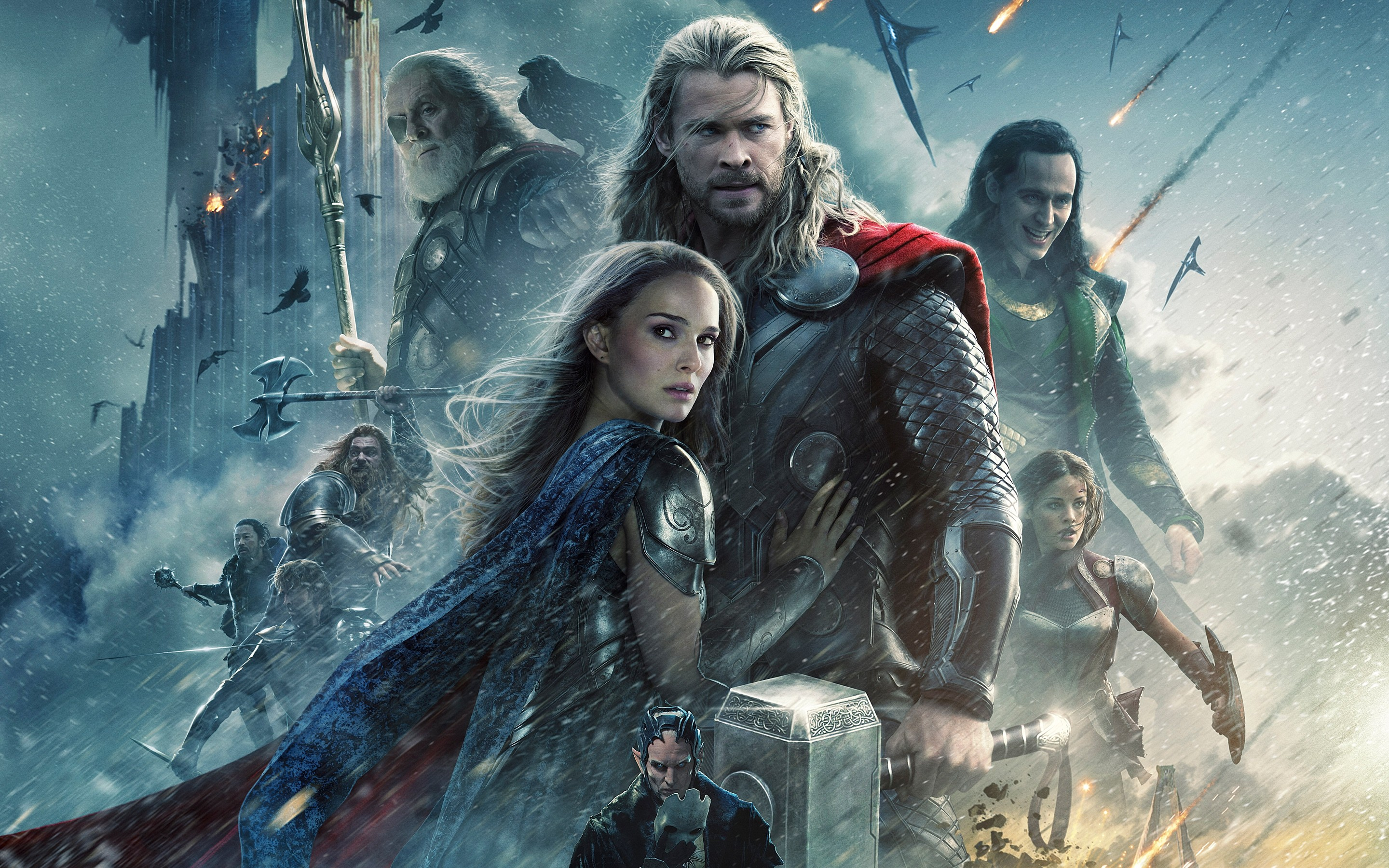 2013 Thor 2 The Dark World Wide