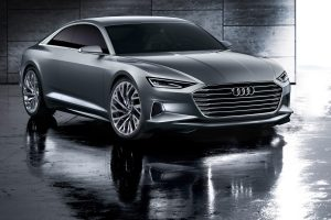 2014 Audi Prologue Concept Wide