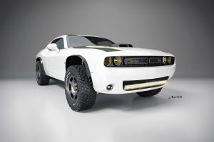 2014 Dodge Challenger At Untamed Concept Wide