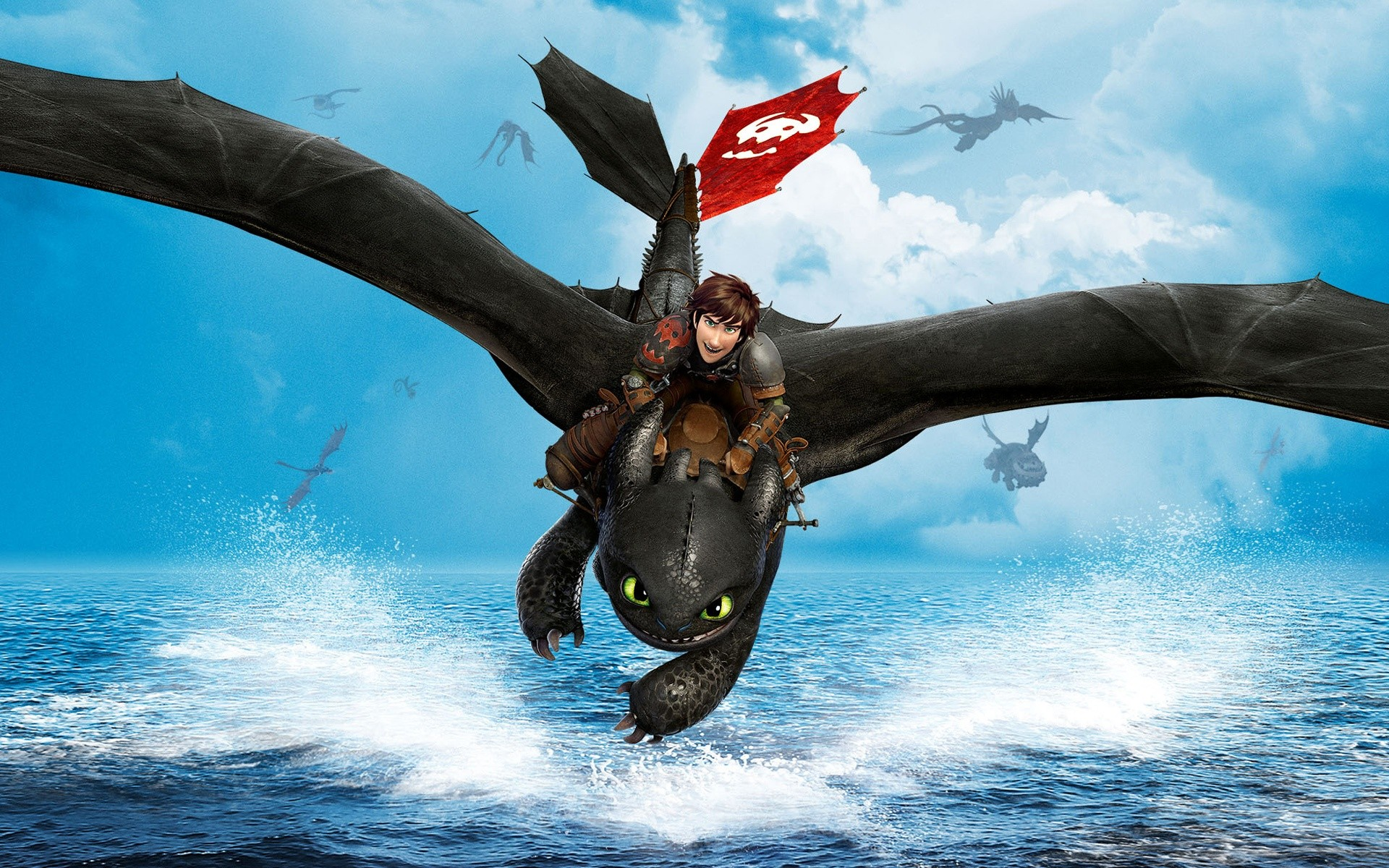 2014 How To Train Your Dragon 2 Wide