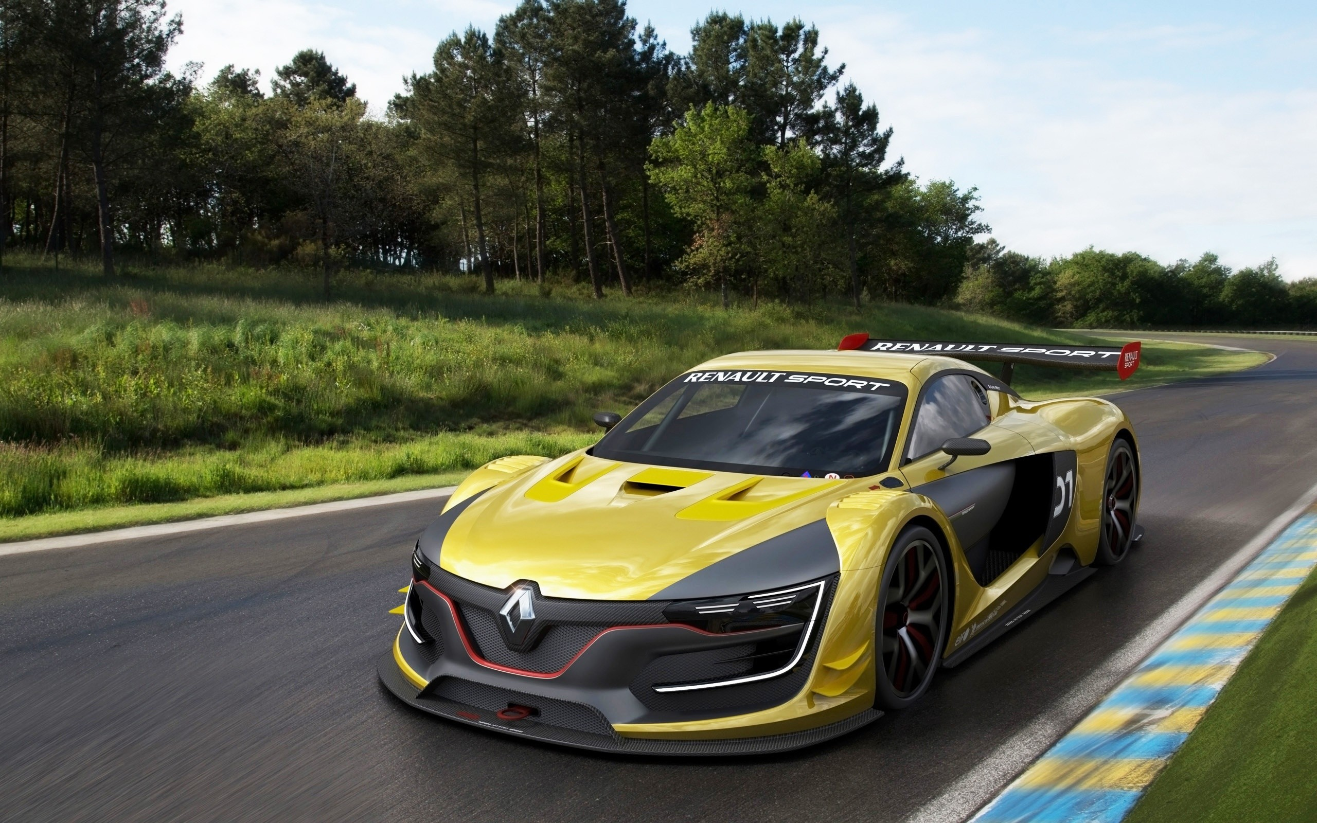 2014 Renault Sport Rs 01 Wide