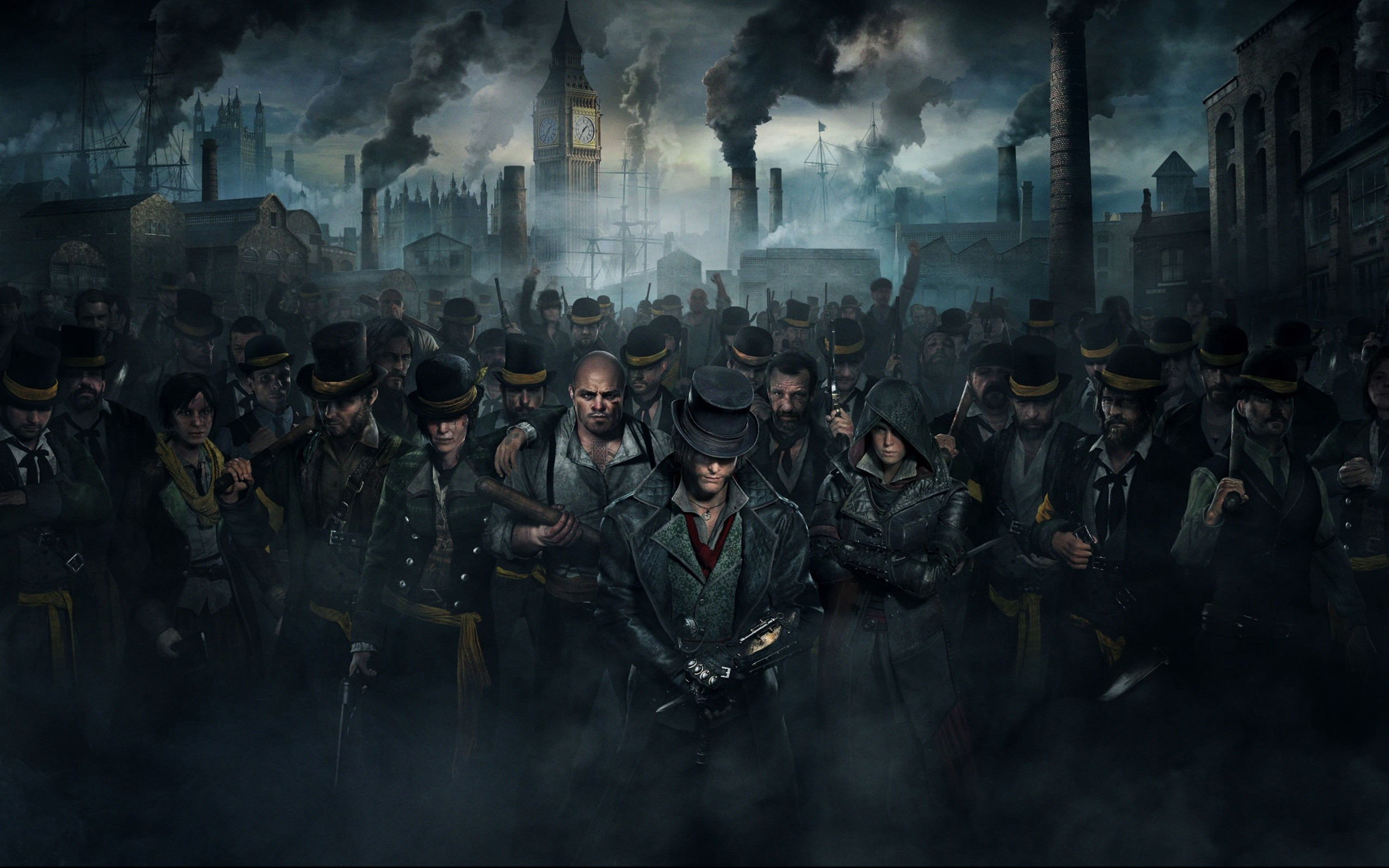 2015 Assassins Creed Syndicate Wide