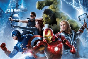 2015 Avengers 2 Age Of Ultron Wide