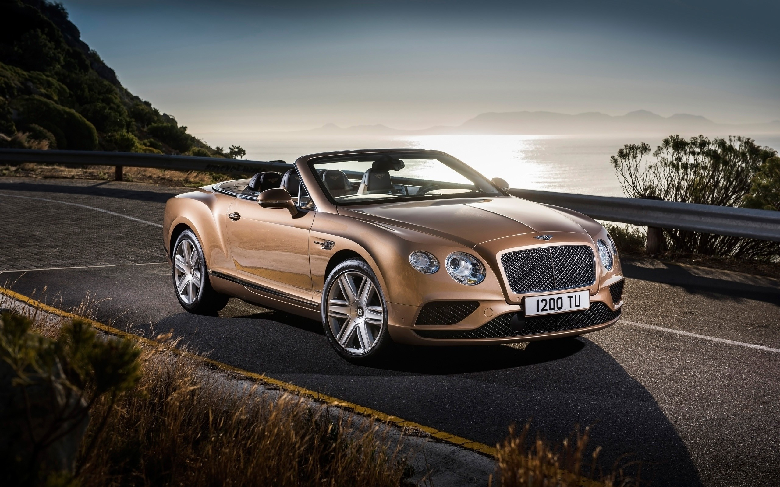 2015 Bentley Continental Gt Convertible Wide