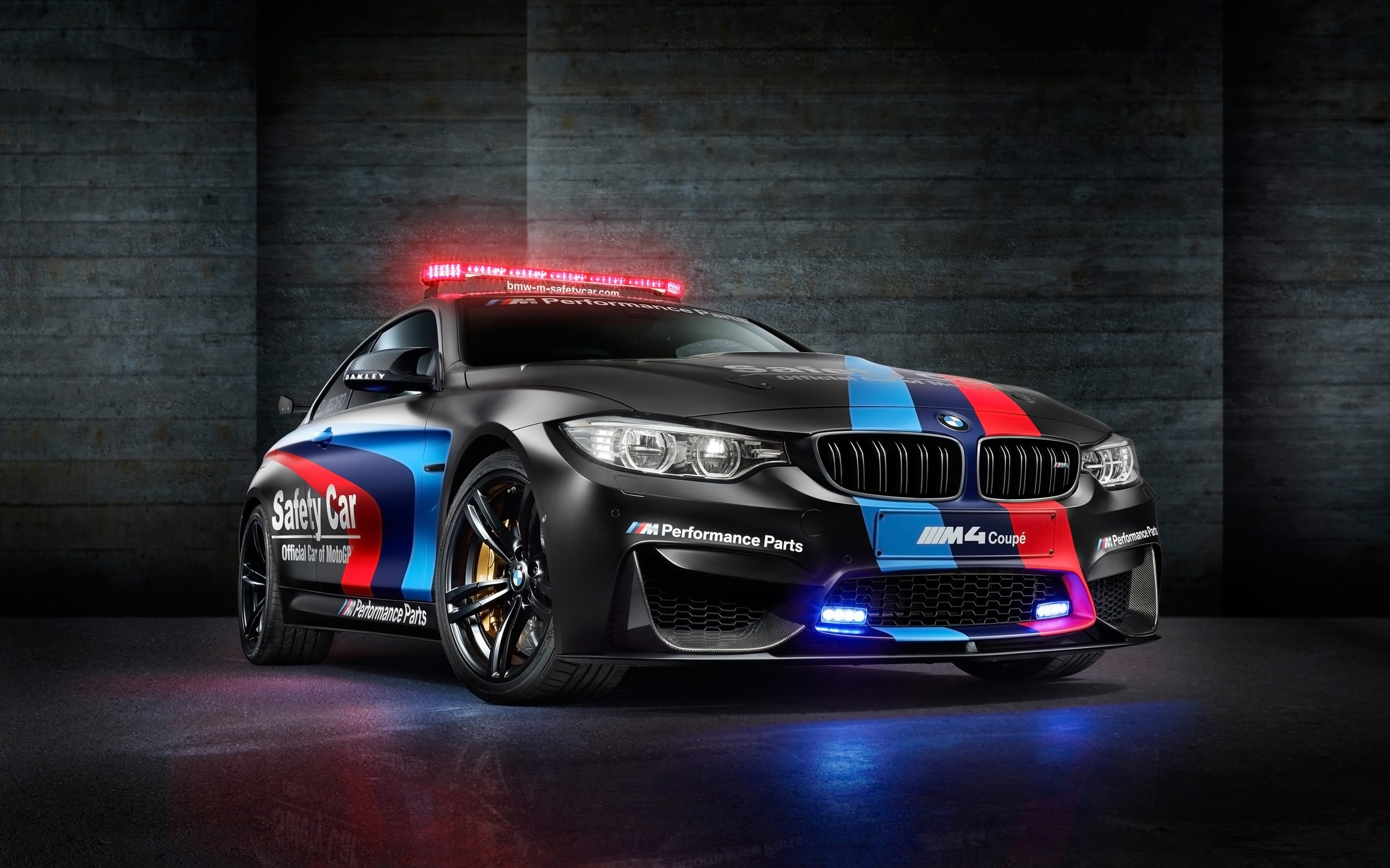 2015 Bmw M4 Motogp Safety Car Wide