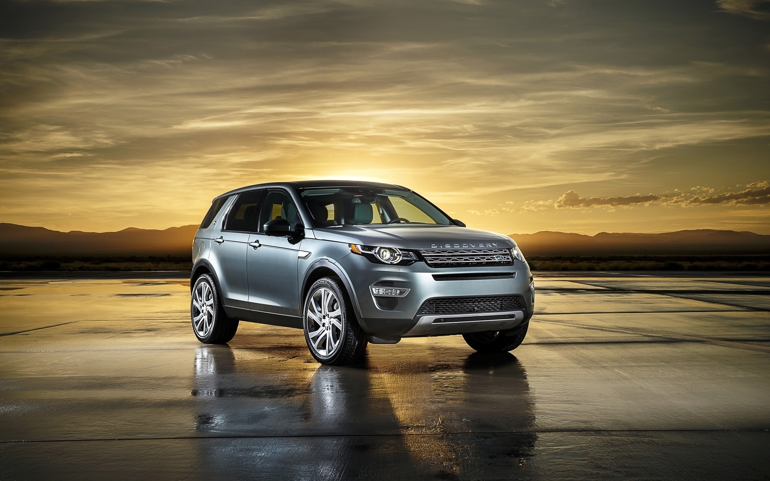2015 Land Rover Discovery Sport Wide