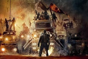 2015 Mad Max Fury Road Movie Wide