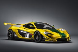 2015 Mclaren P1 Gtr Limited Edition Wide