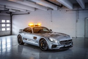 2015 Mercedes Amg Gt S Safety Car Wide