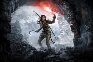 2015 Rise Of The Tomb Raider Wide