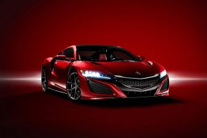 2016 Acura Nsx Supercar Wide