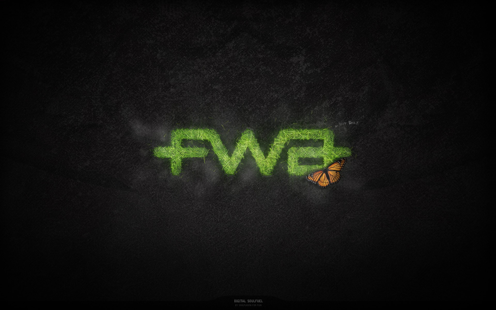 3D Fwa With Butterfly Wide