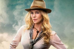 A Million Ways To Die In The West – Charlize Theron Wide