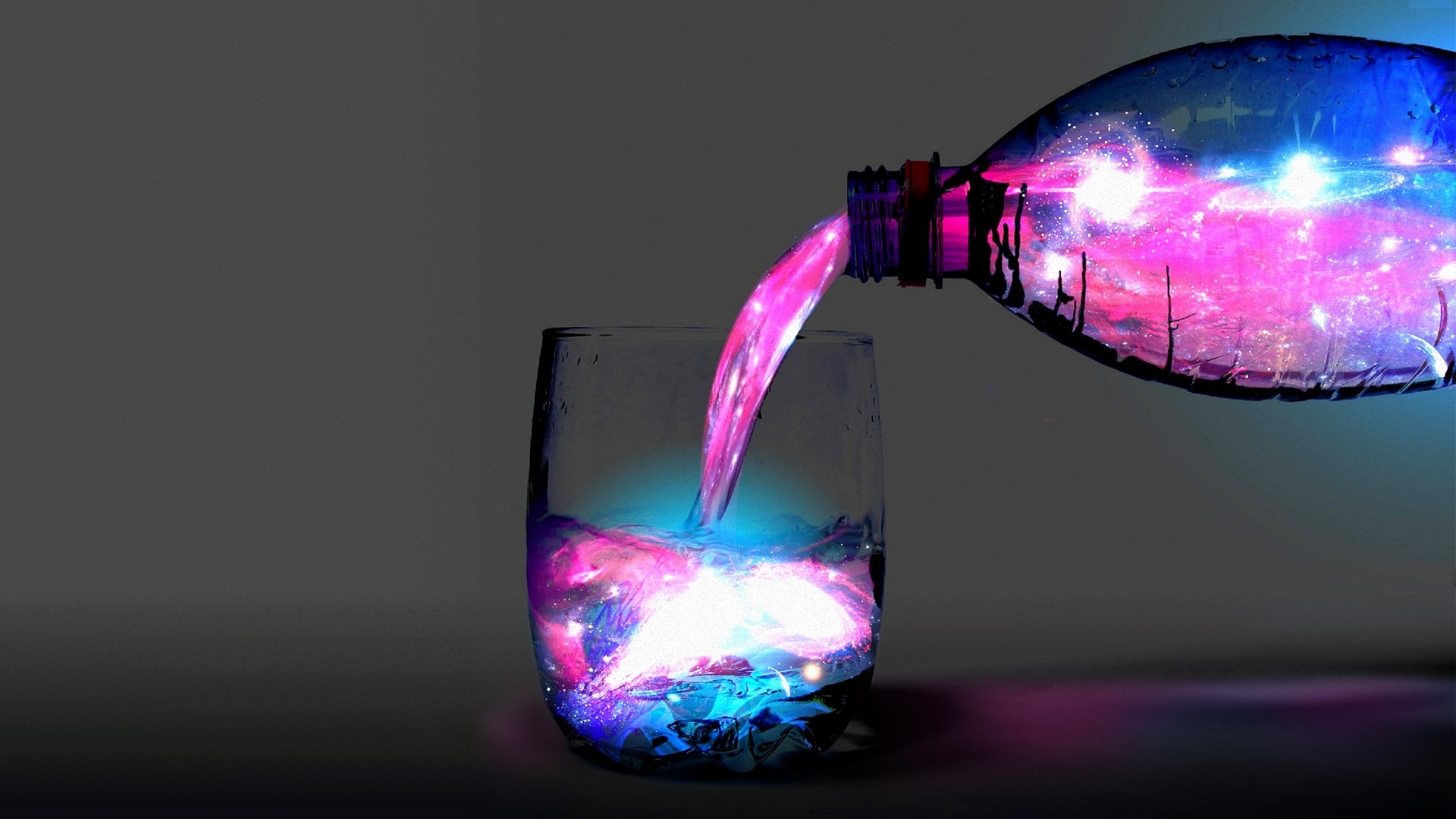 Abstract Drink