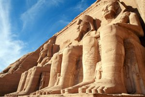 Abu Simbel Temples Wide
