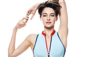 Actress Shailene Woodley Wide