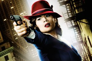 Agent Carter Hayley Atwell Wide