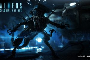 Aliens Colonial Marines 2013 Wide