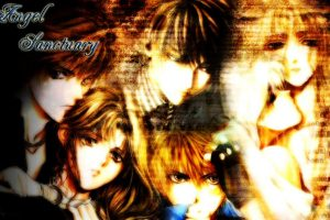 Angel Sanctuary Girls Wide