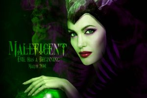 Angelina Jolie As Maleficent-Other