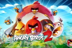 Angry Birds 2 Wide