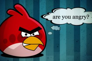 Angry Birds – Are You Angry