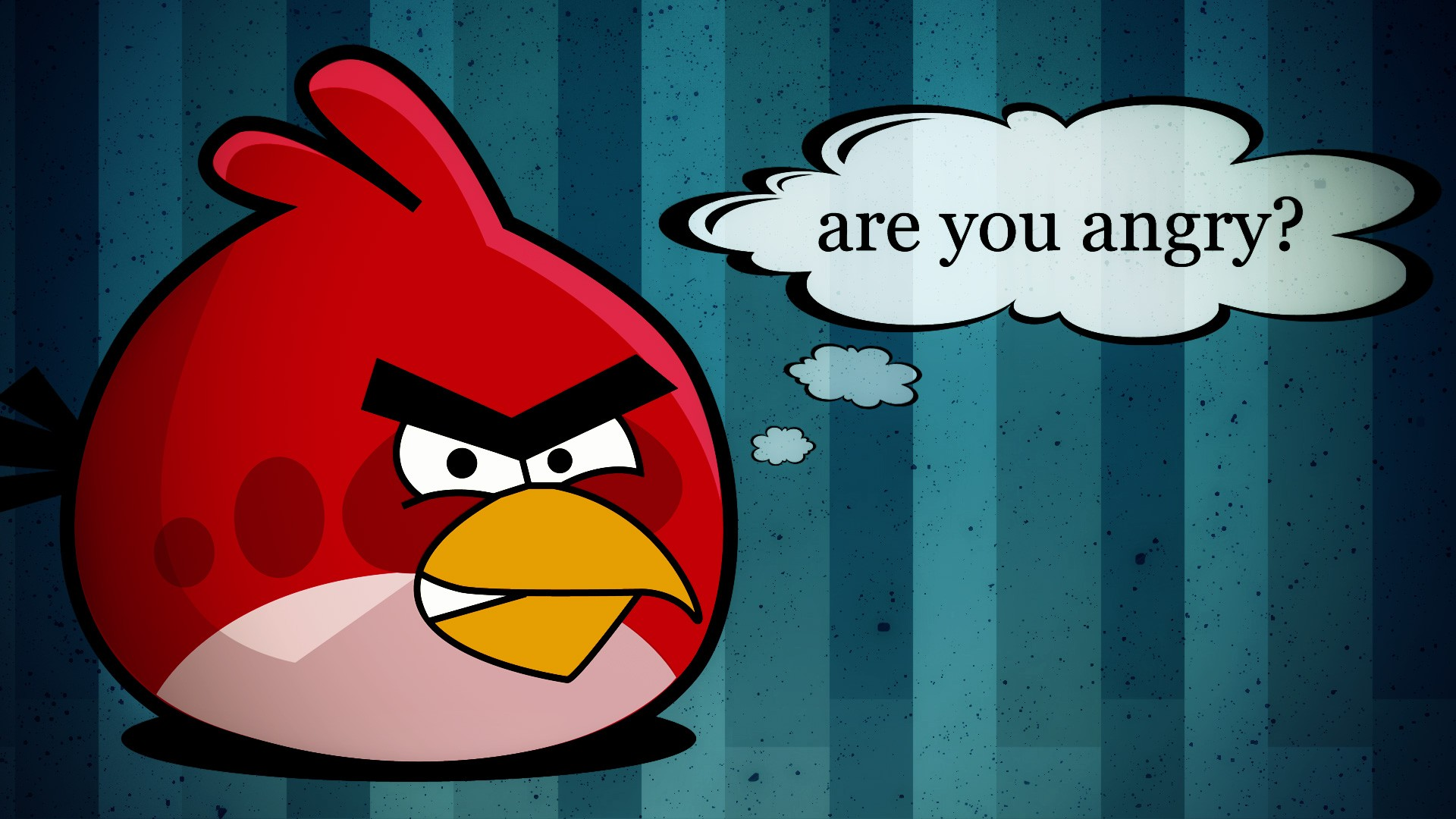 Angry Birds Are You Angry