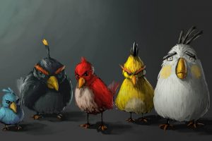 Angry Birds Art-Other