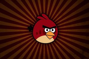 Angry Birds – Big Red Bird Solo Wide