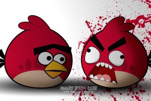 Angry Birds Fustration