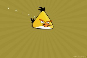 Angry Birds – The Yellow Peril