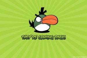 Angry Birds – They Are Coming Back