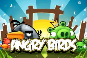 Angry Birds Title Screen-Other