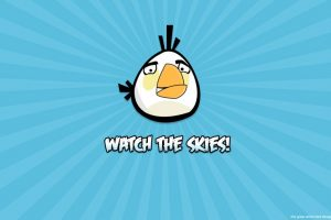 Angry Birds – Watch The Skies