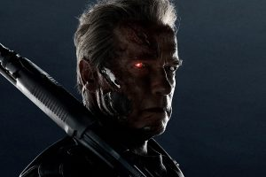 Arnold T 800 Terminator Genisys Wide