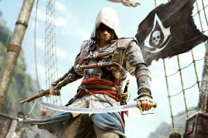 Assassins Creed 4 Black Flag Wide