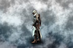 Assassins Creed Between Past And Presenet Wide