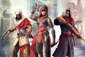 Assassins Creed Chronicles China Wide