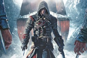Assassins Creed Rogue Wide