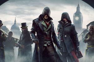Assassins Creed Syndicate 2015 Wide