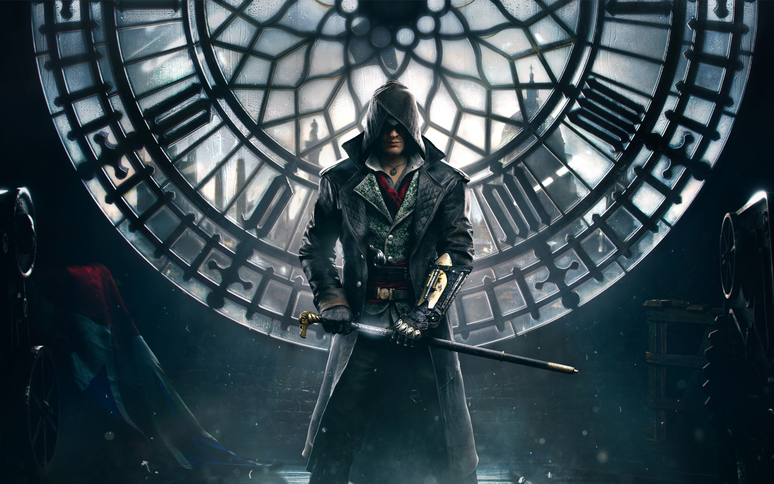 Assassins Creed Syndicate Game Wide