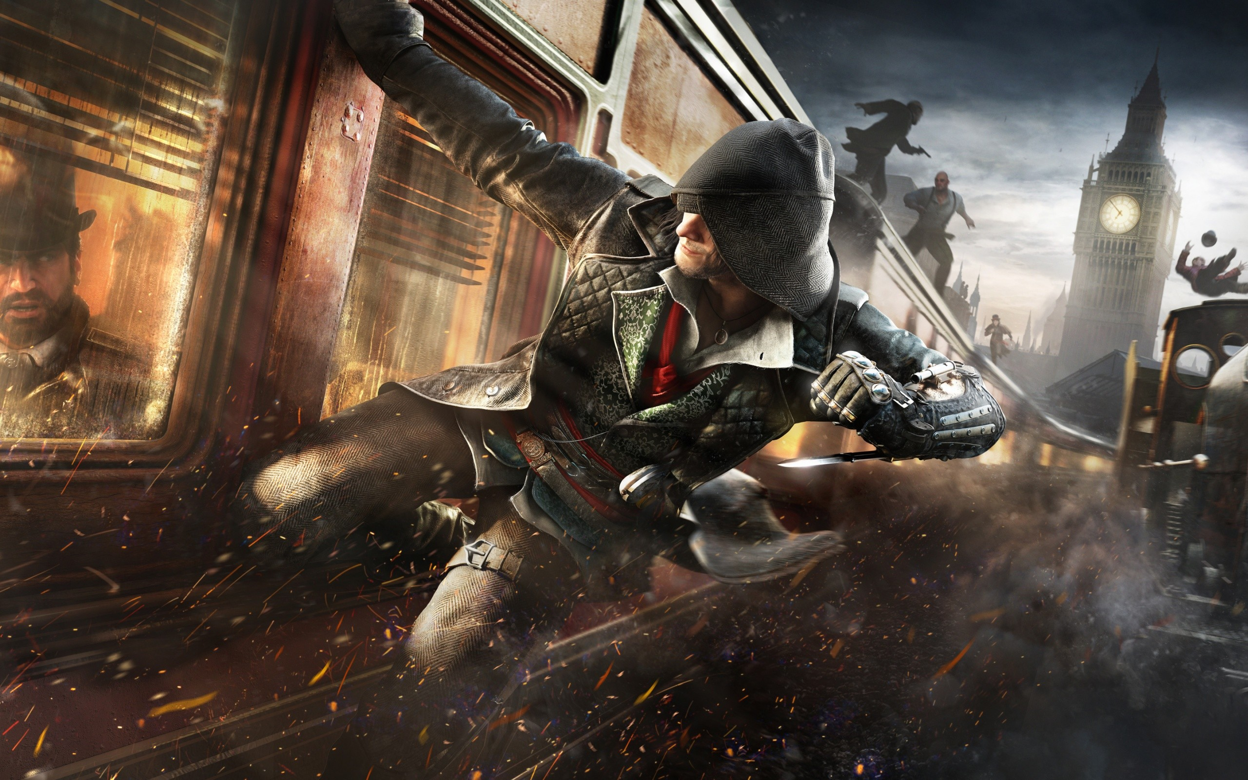 Assassins Creed Syndicate Video Game Wide