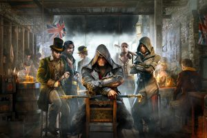 Assassins Creed Syndicate Wide