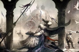 Assassins Creed Wide