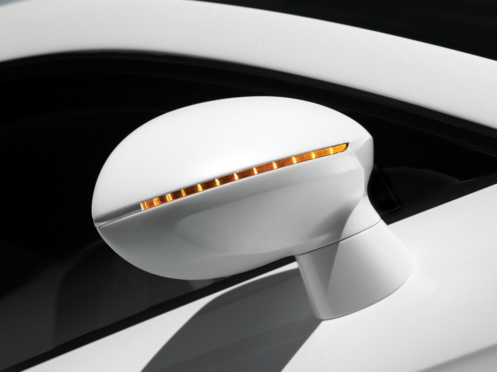 Audi A1 Rearview Mirror