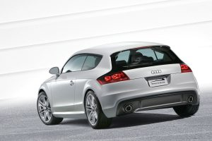 Audi A1 Shooting Brake Concept Wide