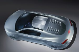 Audi Rsq Top View