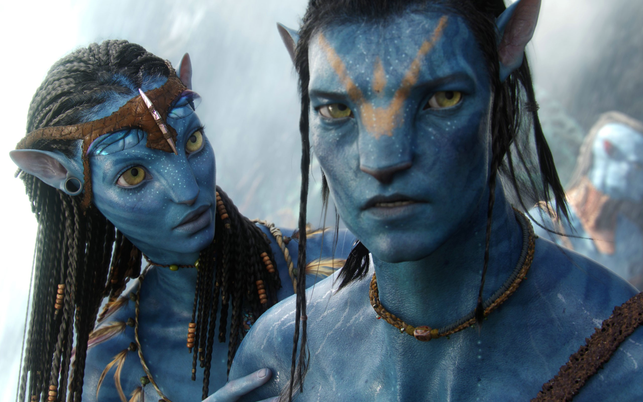 Avatar Couple Wide